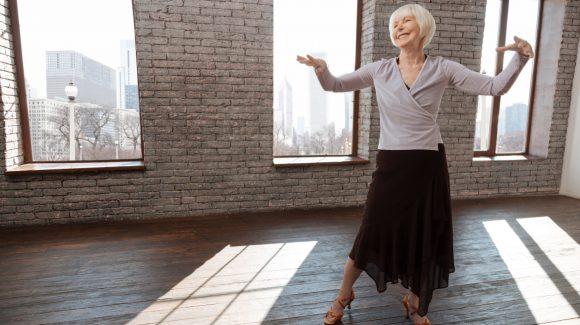 How dancing keeps you feeling young
